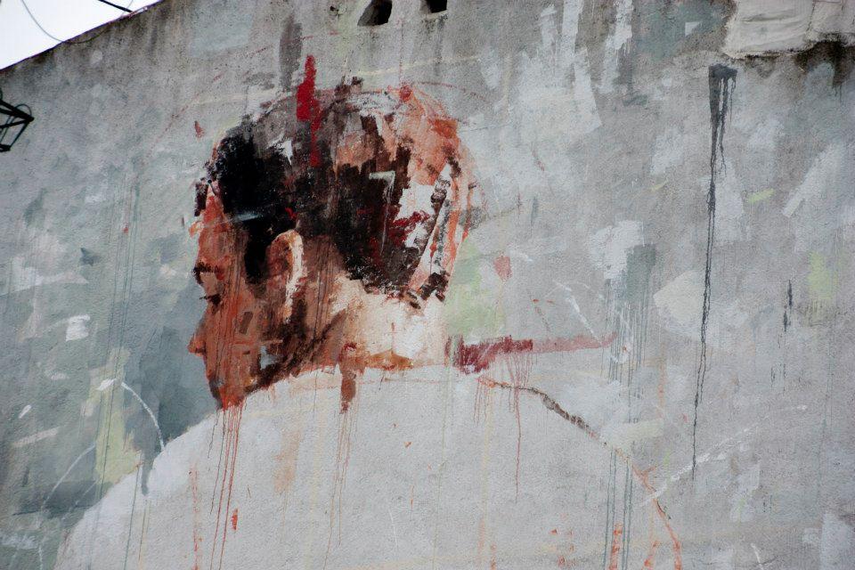 Street-Art-by-Borondo-in-Tetuan-Madrid-Italy-5