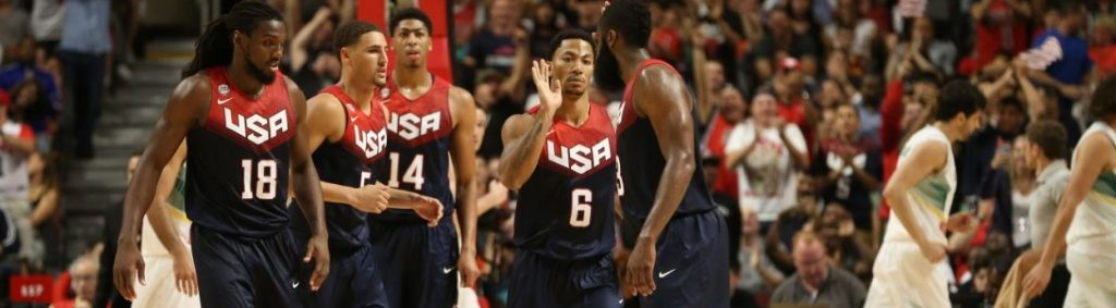 Team USA basketbal team