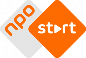 NPO Start logo streamingdienst